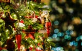 Dozens of trees and thousands of ornaments with many themes greet shoppers at Fond du Lac's Kristmas Kringle Shoppe.