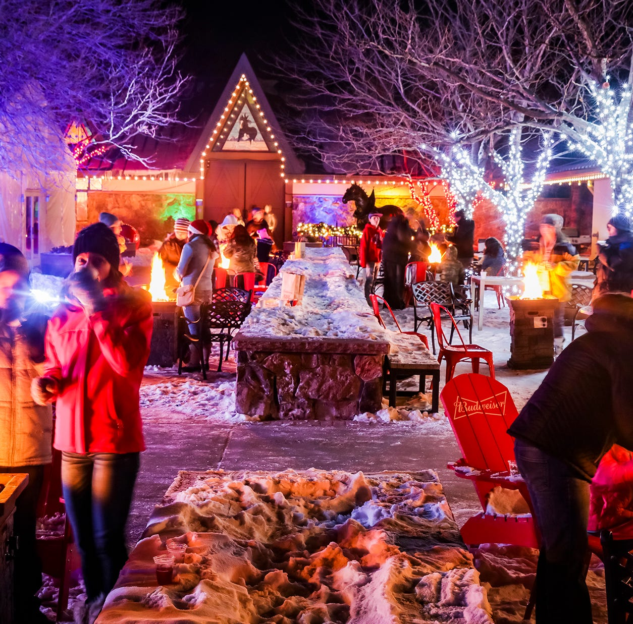 Where to find the best Christmas lights in Fort Collins