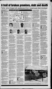Dawson timeline page