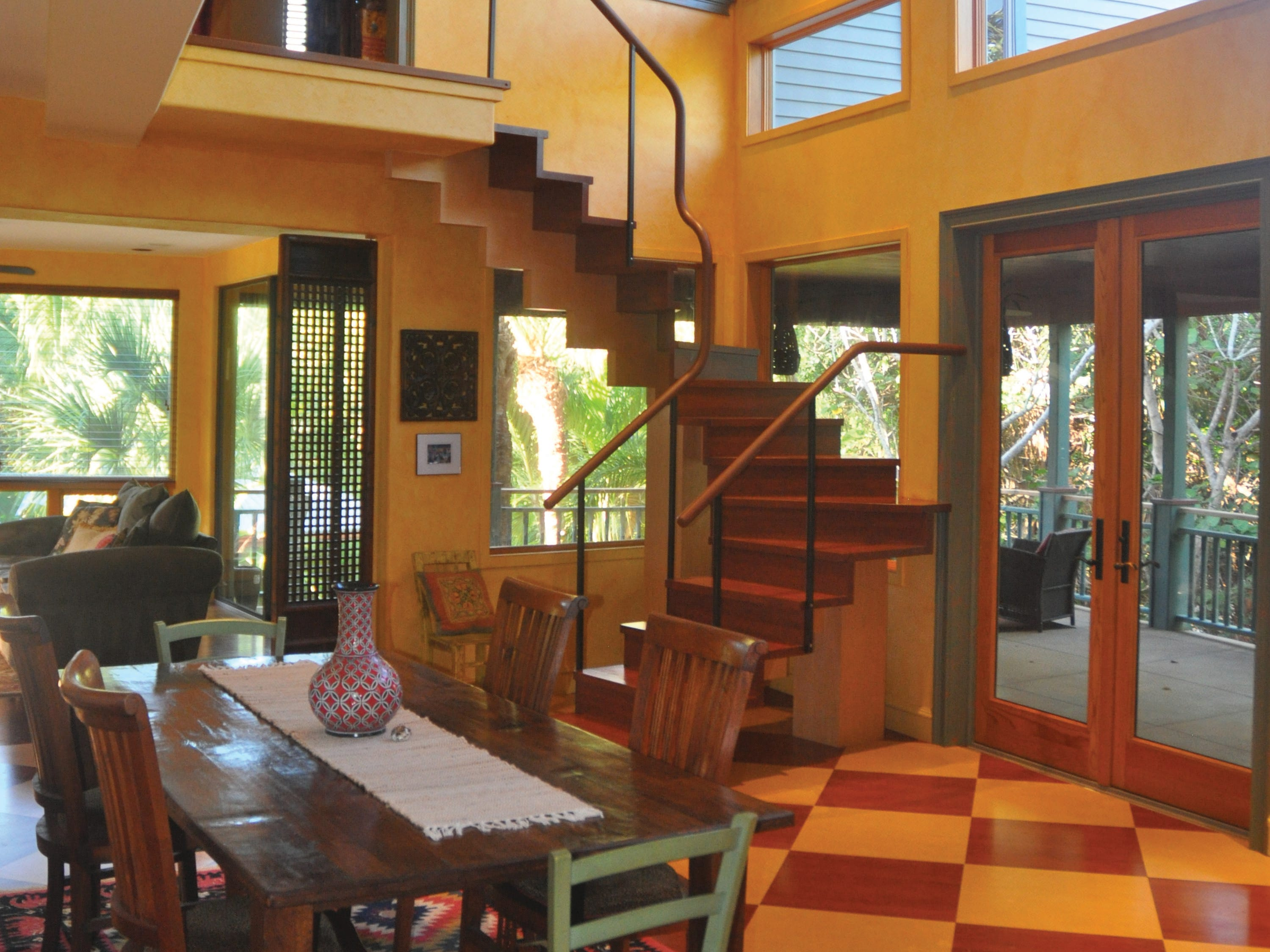 This secluded quirky home on Sanibel Island could be yours