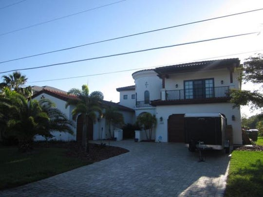 This home at 2305 SE 20th Place, Cape Coral, recently sold for $640,000.