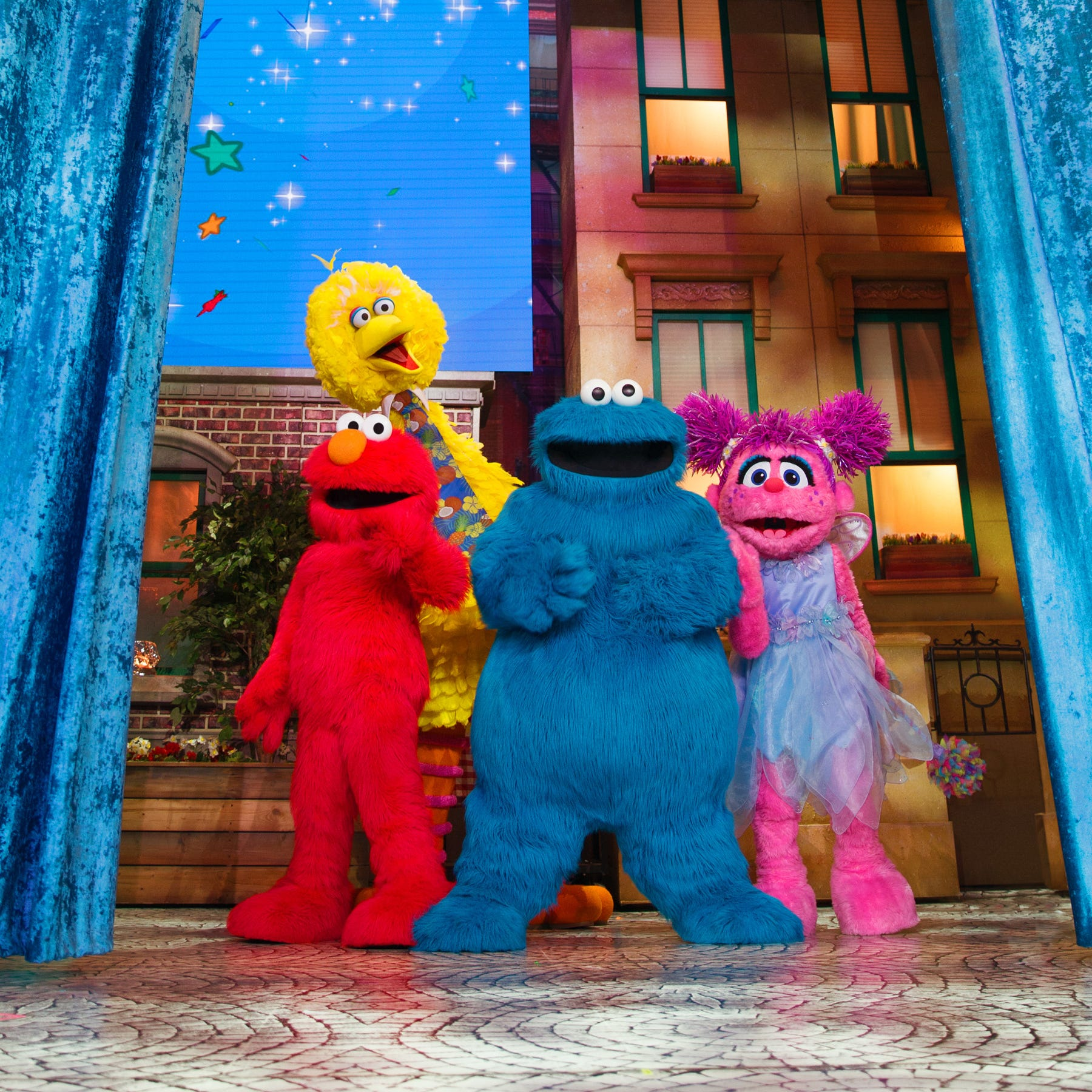 'Sesame Street Live! Make Your Magic' set for Jan. 5-6 at Brown County arena
