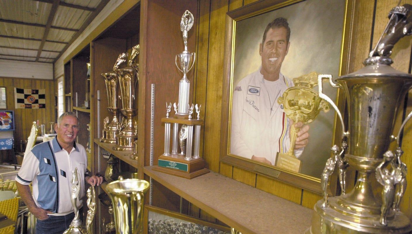 Upstate racing legend David Pearson back in winner's circle