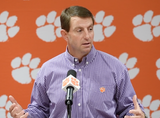 Dabo Swinney says his seniors are a special group
