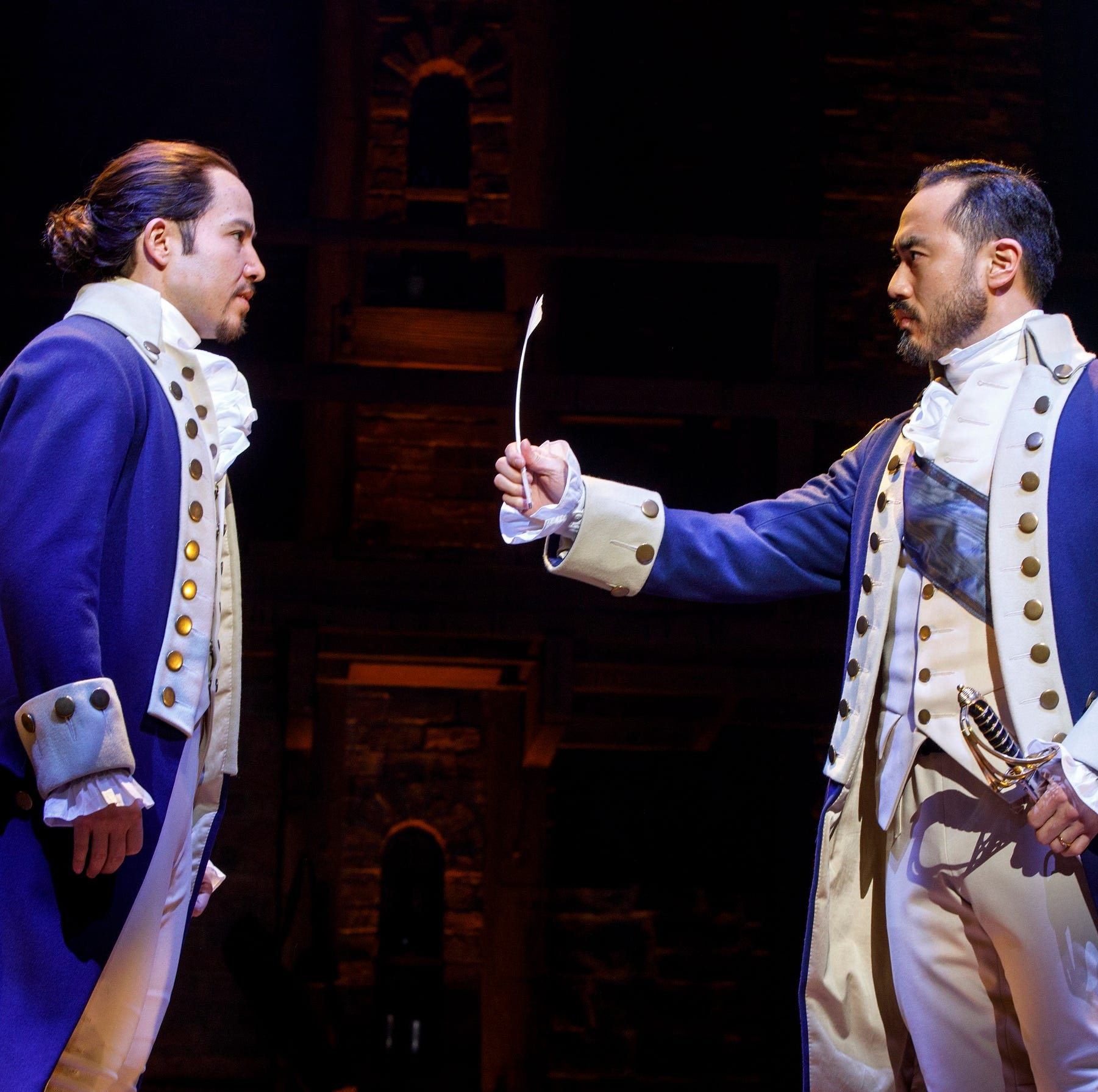 'Hamilton' tickets from secondary markets cost as much as $3,500