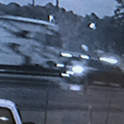 Hattiesburg police are looking for the driver of this pickup truck and trailer, which was involved in a fatal collision early Tuesday, Nov. 13, 2018.