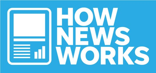 How News Works logo