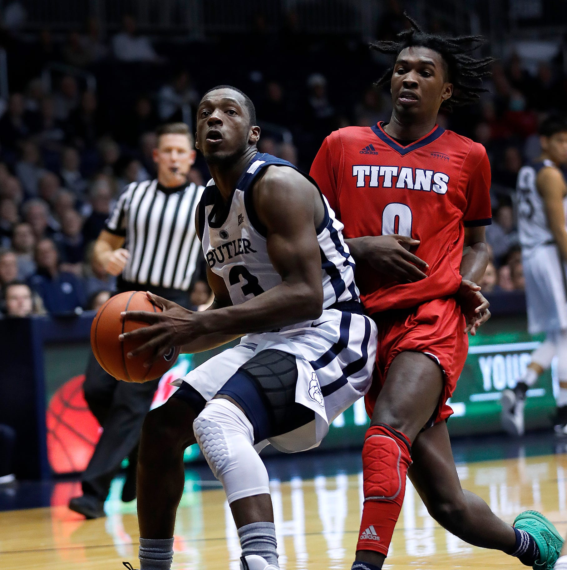 Insider: Butler adjusts to zone, fends off Detroit Mercy