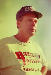 Joe Goodman coached Seymour High School football for 30 years.