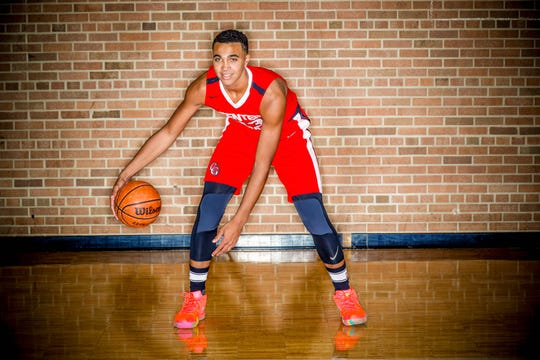 Center Grove big man Trayce Jackson-Davis committed to IU on Friday.