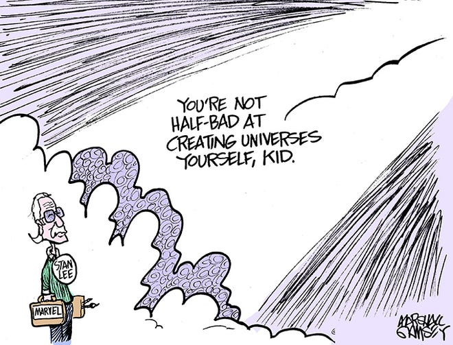 RIP Stan Lee.
