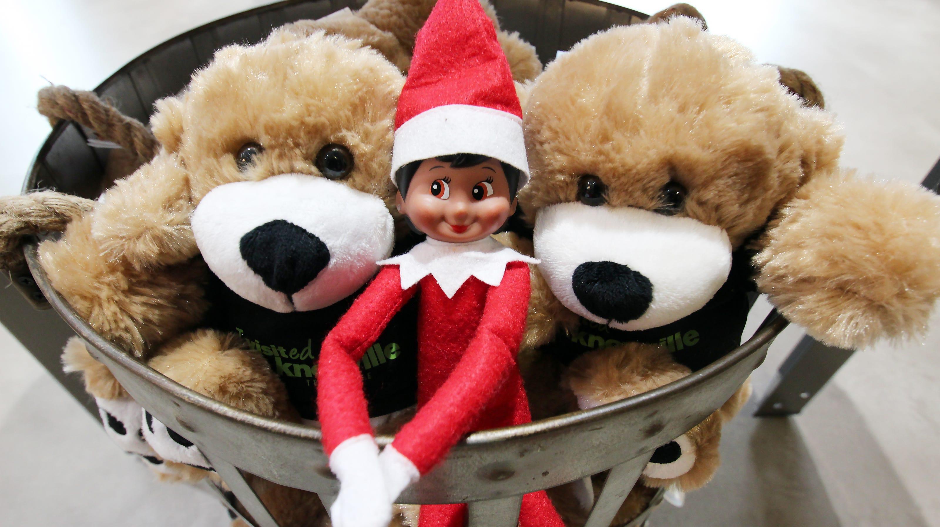 Elf On The Shelf Ideas 30 Ways To Hide Your Elf