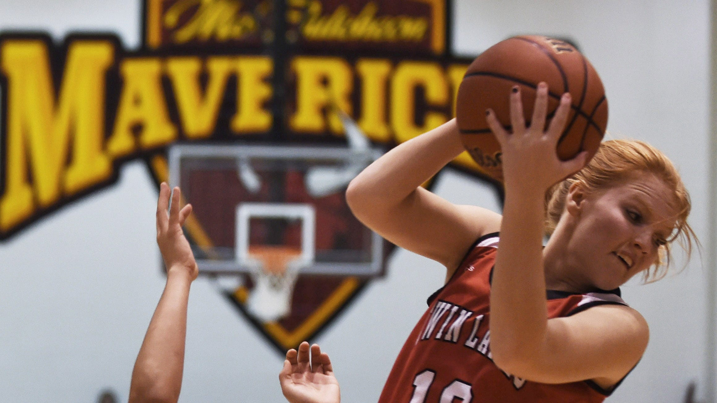 Action from Monday night's Hoops Classic game between McCutcheon and Twin Lakes.