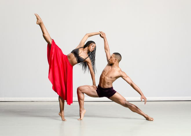 Ailey II, Alvin Ailey American Dance Theater's second company, brings its 38-city, world tour to Lafayette Feb.13 at the Heymann Performing Arts Center.