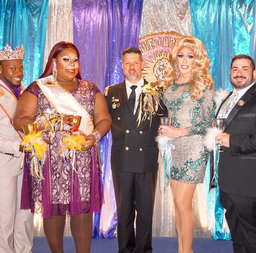 Krewe of Apollo announces royalty