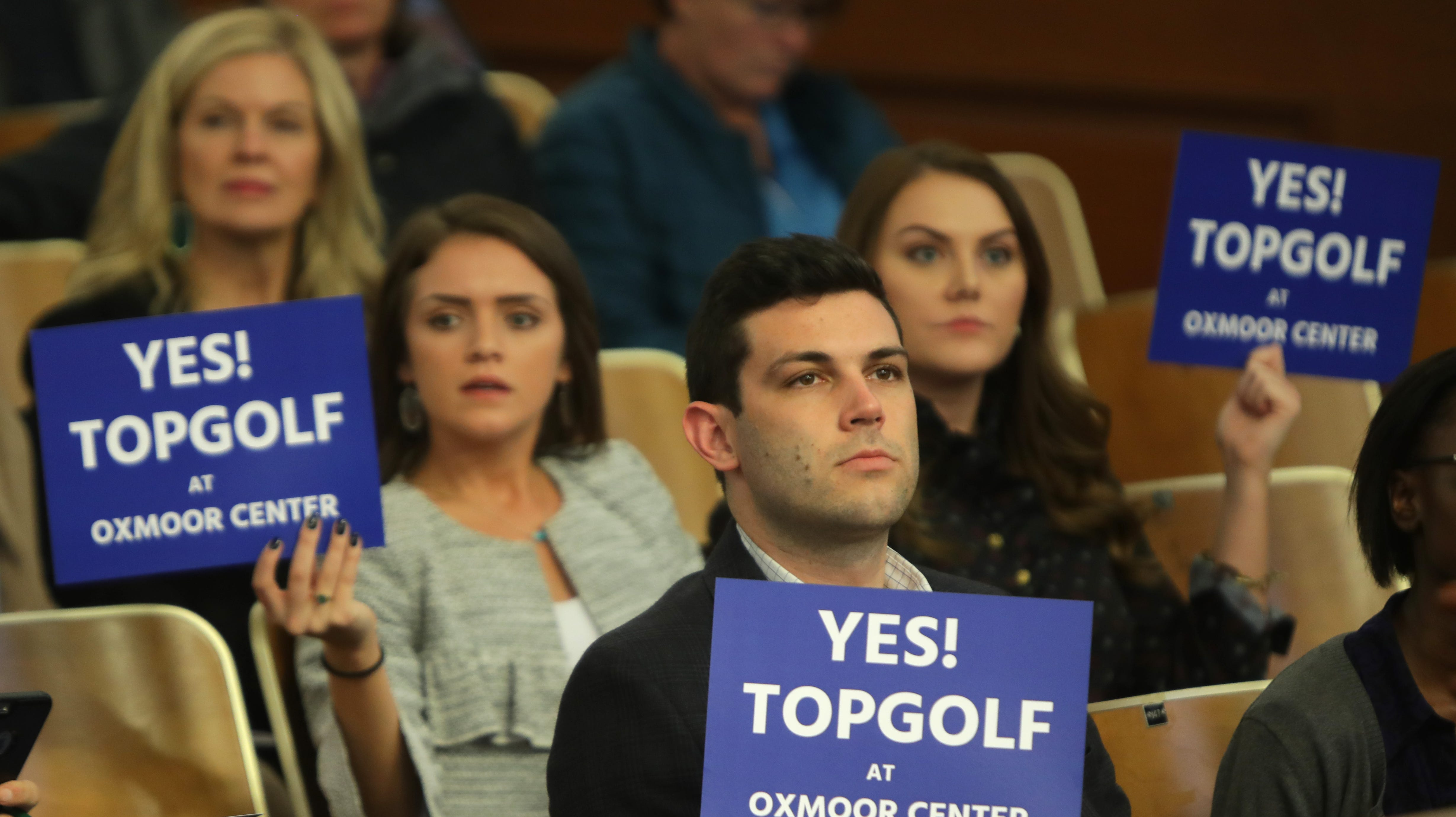 Topgolf moves to final vote before it can join Louisville Oxmoor Center