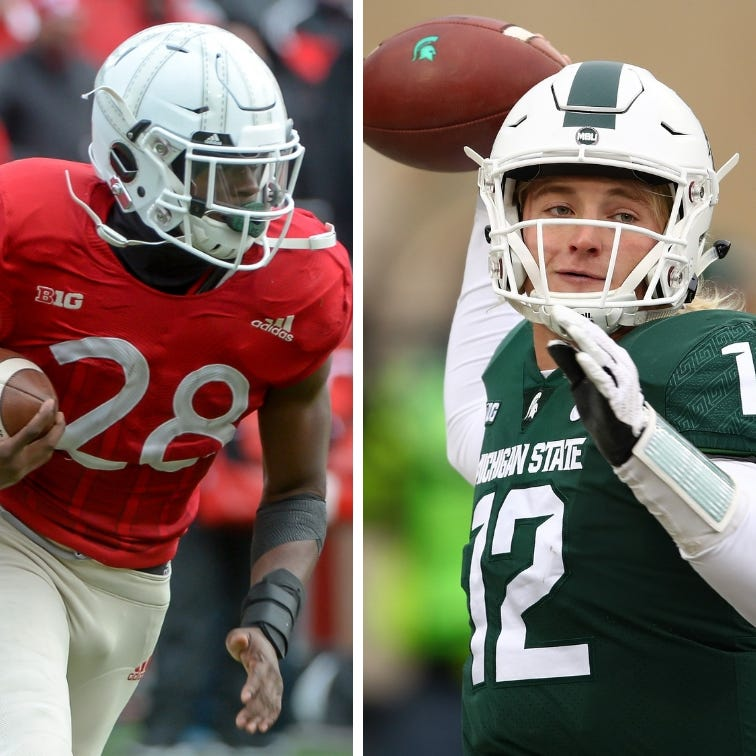 Michigan State vs. Nebraska football: How to watch on TV, stream online