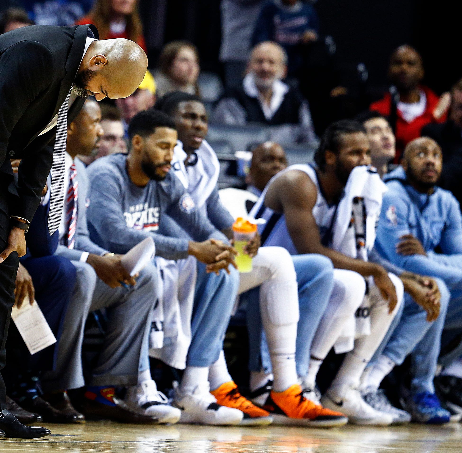 How the Memphis Grizzlies are adjusting after early season injury spate