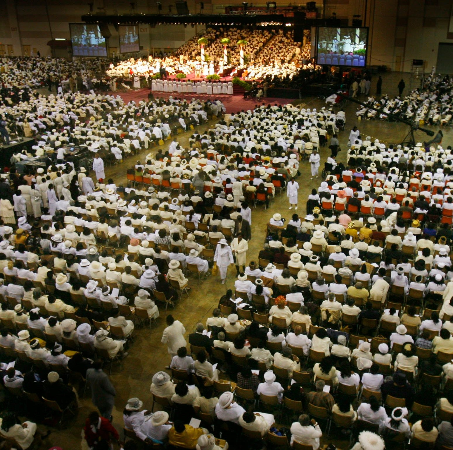 COGIC leader from Memphis appears to use anti-gay slur at recent Holy Convocation