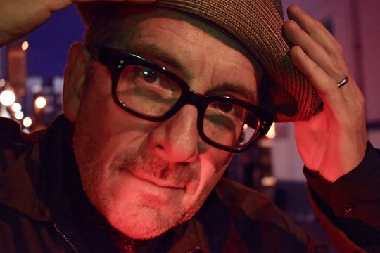 Elvis Costello returns to Memphis on Monday.