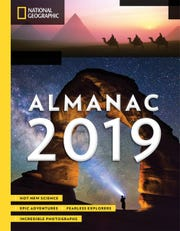 """National Geographic Almanac 2019"""