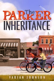 The Parker Inheritance. By Varian Johnson.