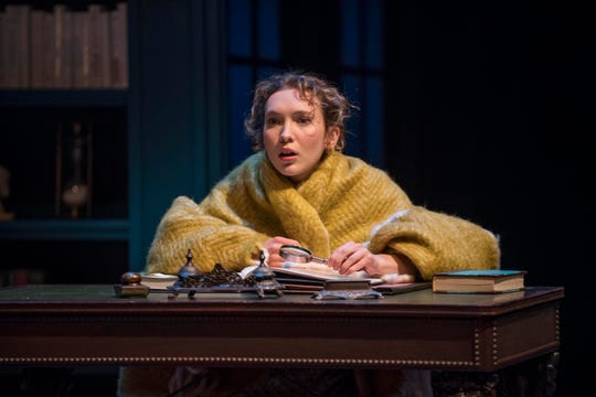 "Rebecca Hurd considers what she's reading in Milwaukee Repertory Theater's ""Miss Bennet: Christmas at Pemberley."""