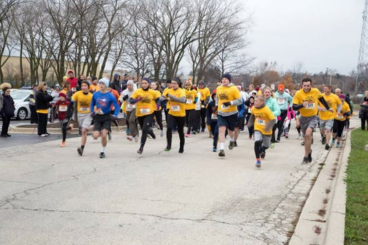Turkey Trot Front