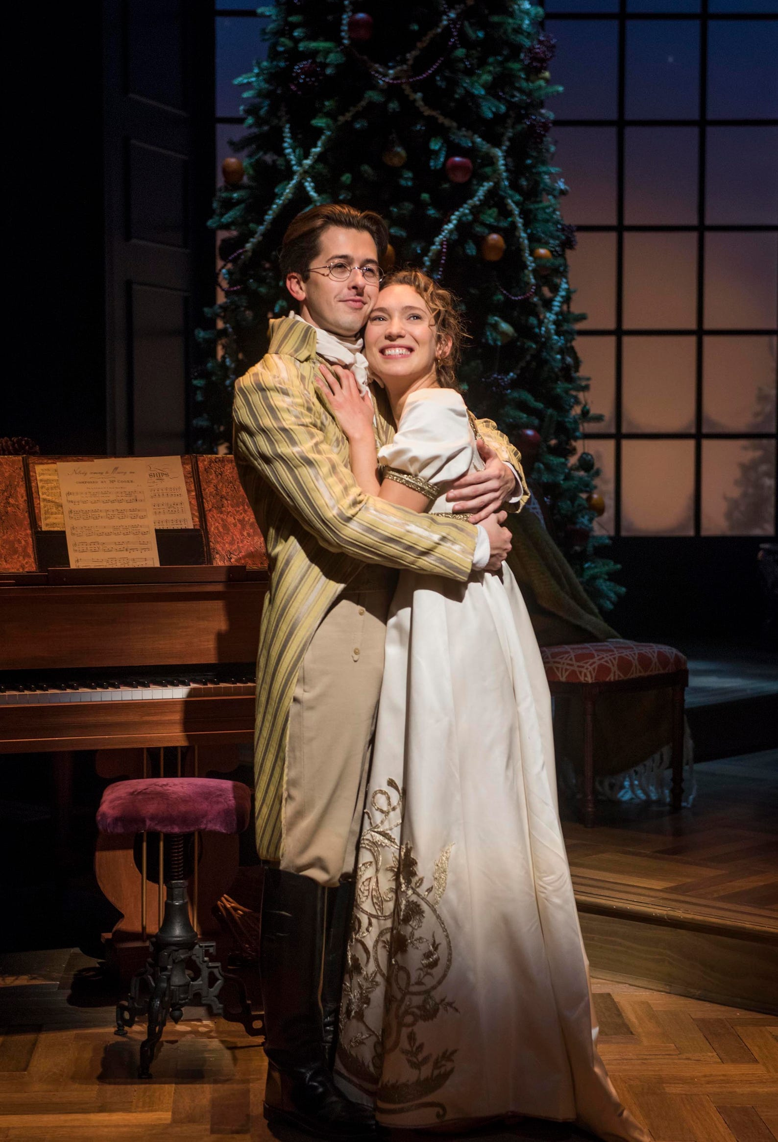 Christmas At Pemberley.Photos Miss Bennet Christmas At Pemberley Milwaukee