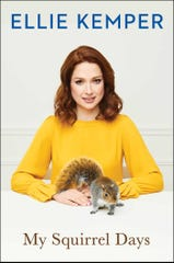 My Squirrel Days. By Ellie Kemper.