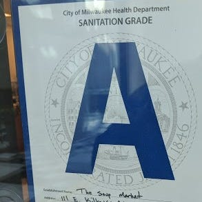 Milwaukee's grades for restaurants might be eliminated