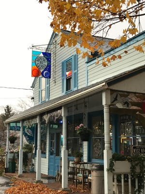 Krauski's Art Glass Studio in the Monches area is one of five stops on a holiday driving tour featuring local artisans.