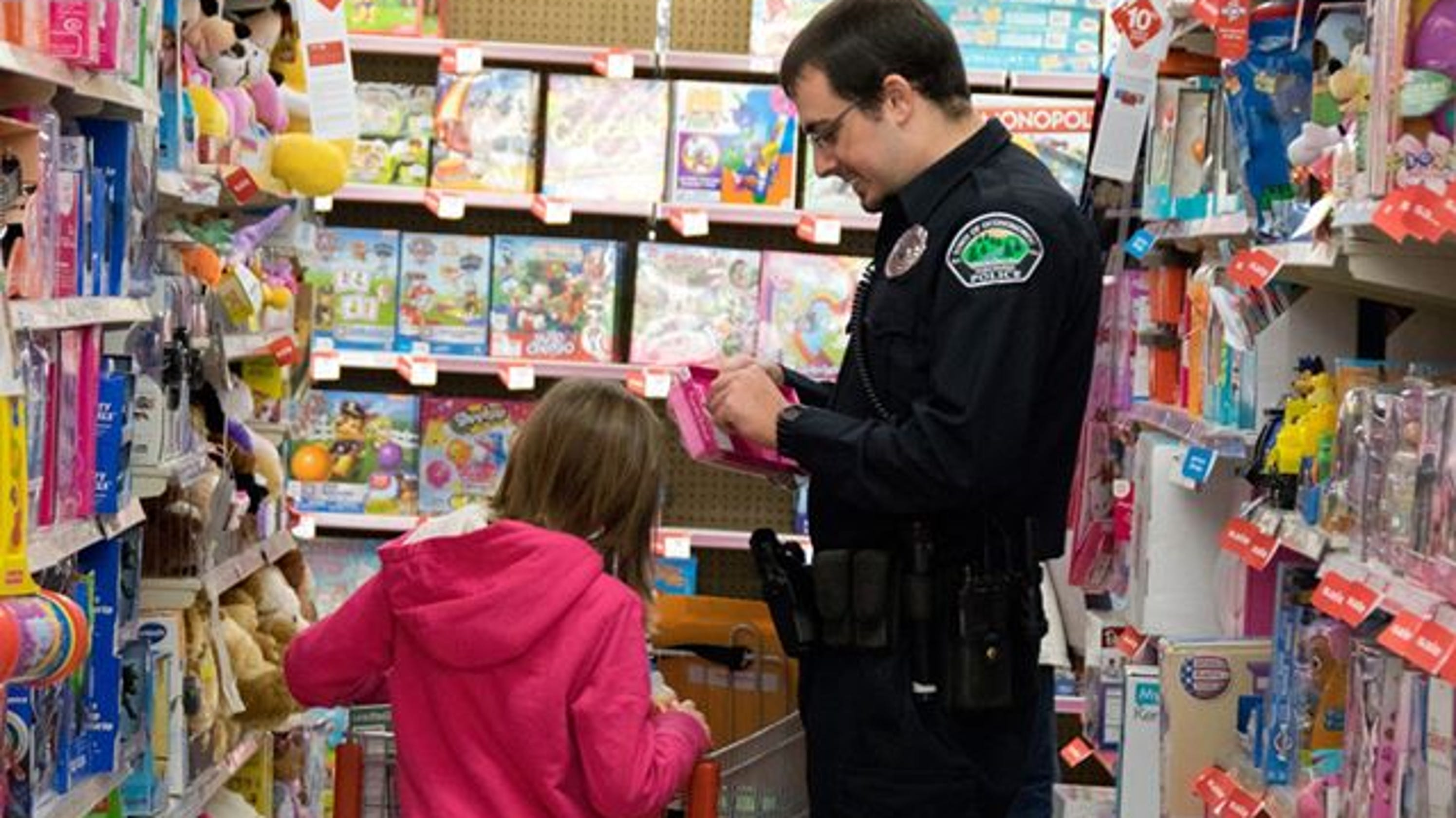 Lake Country Shop With Cops Event