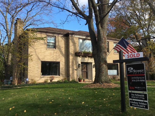 Home sales have slowed in the metro Milwaukee area.