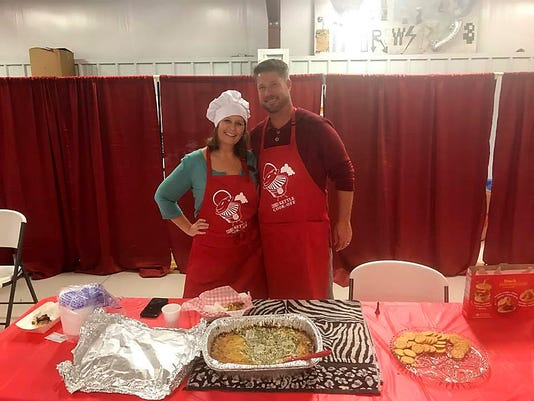 Red Kettle Cookoff 11 9 18