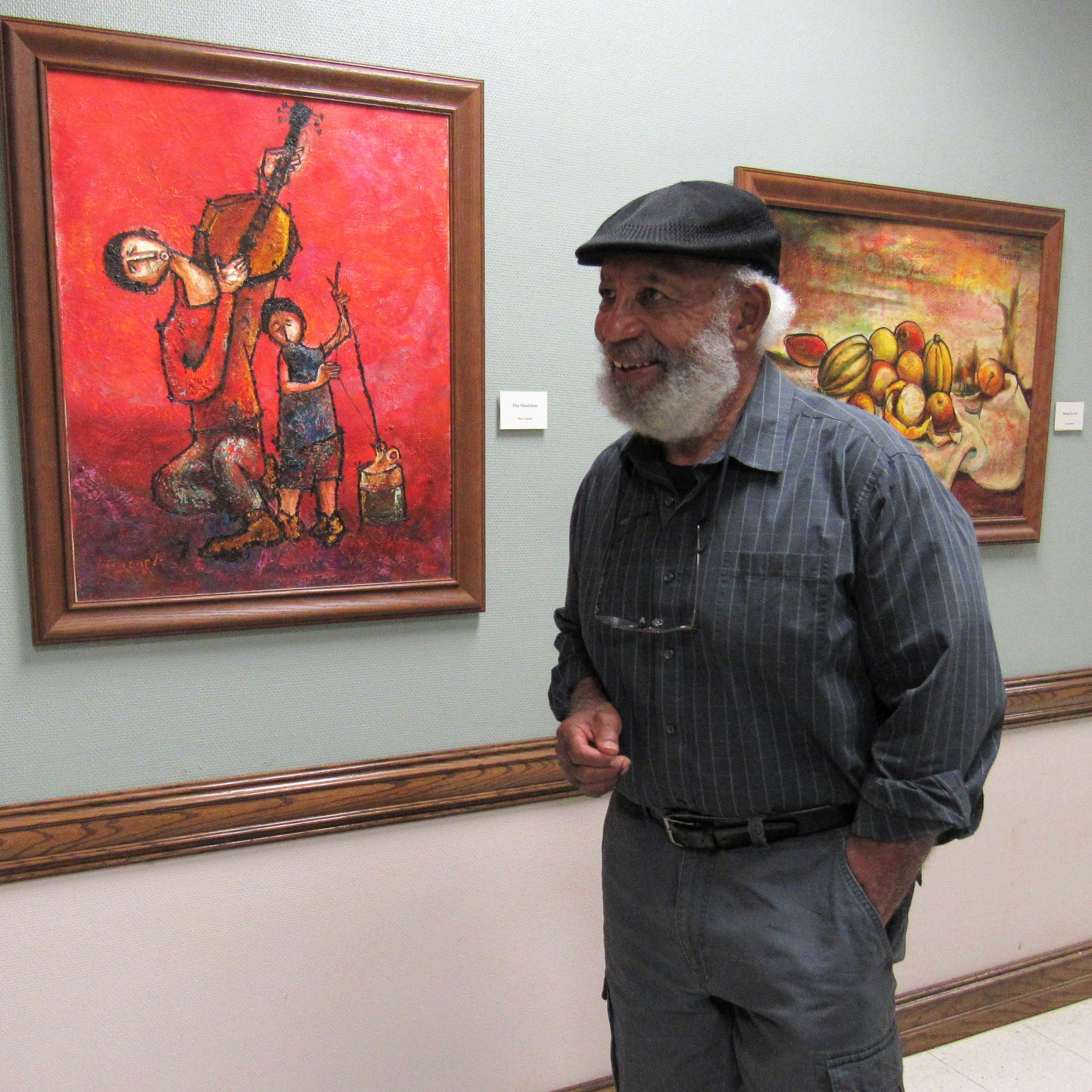 The Louisiana Endowment for the Humanities awarded a $5,000 Rebirth grant to the Arts Council of Northeast Louisiana to record an oral history of local artist Don Cincone.