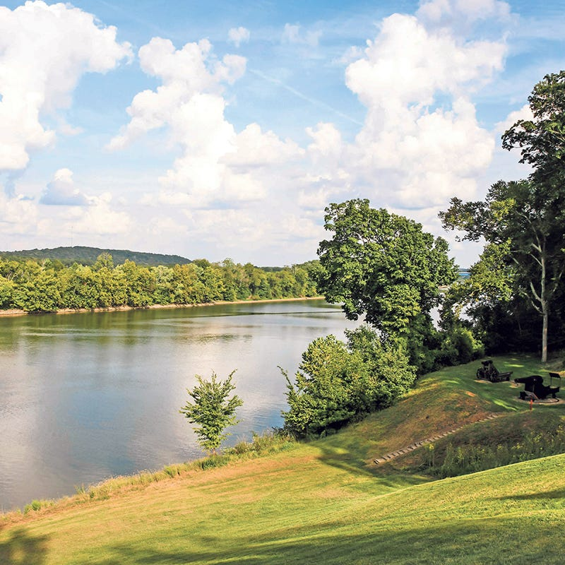 History speaks at Fort Donelson National Battlefield