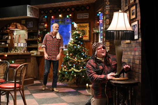 Christmas on the Rocks at Warehouse Theatre brings all your holiday favorites to life.