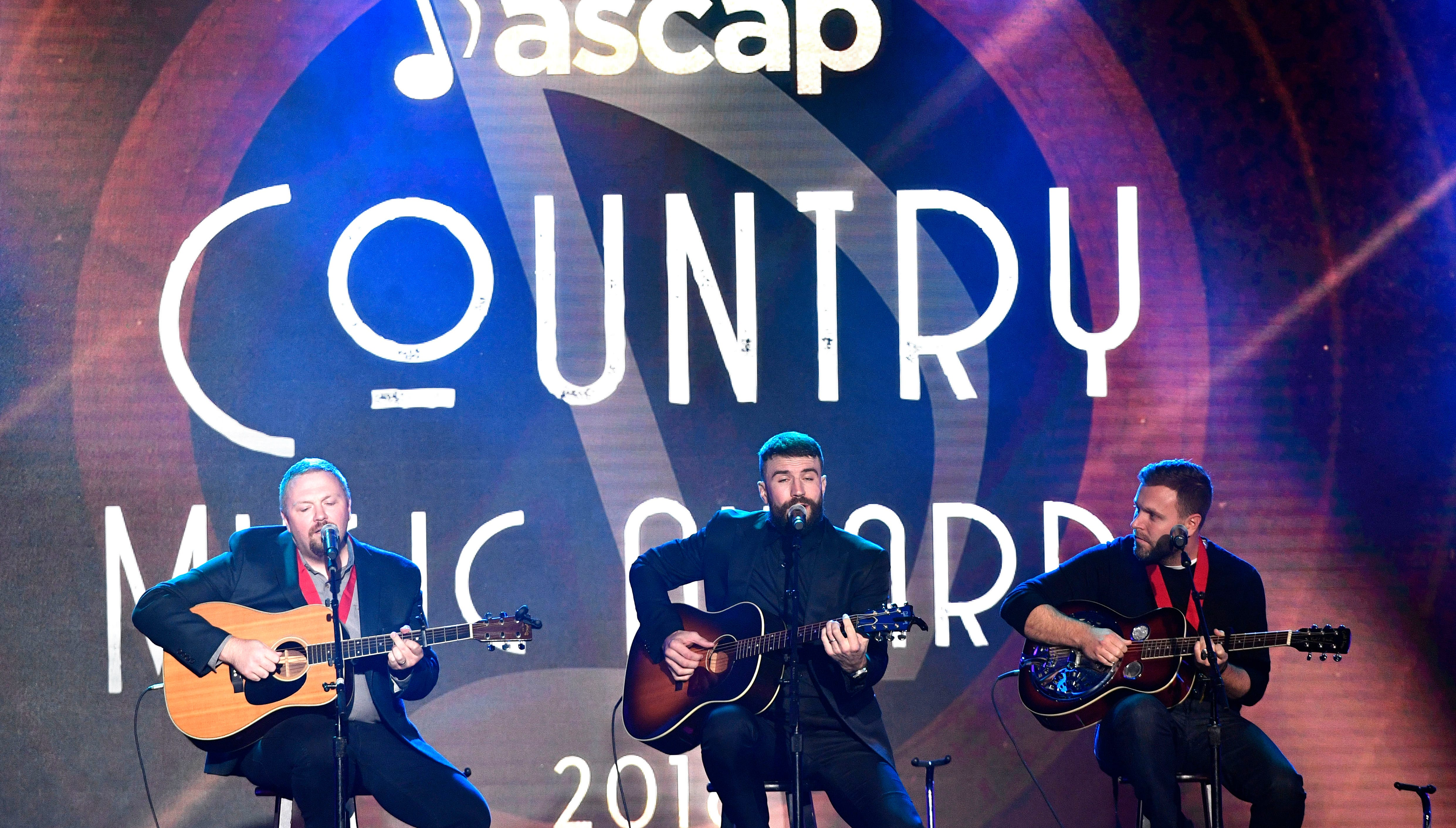 2018 ASCAP Country Music Awards
