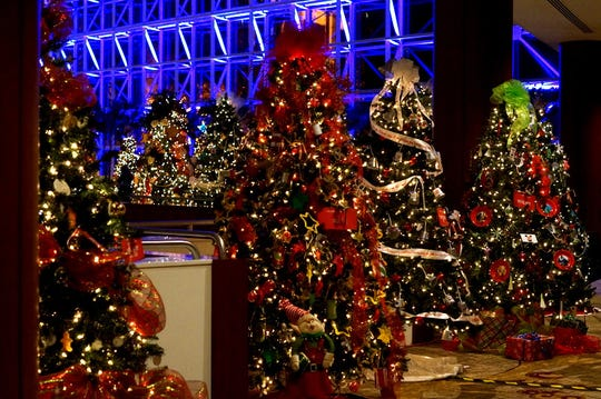 The 33rd annual Bon Secours Festival of Trees is a beloved holiday tradition that you might just want to adopt as one of your own.
