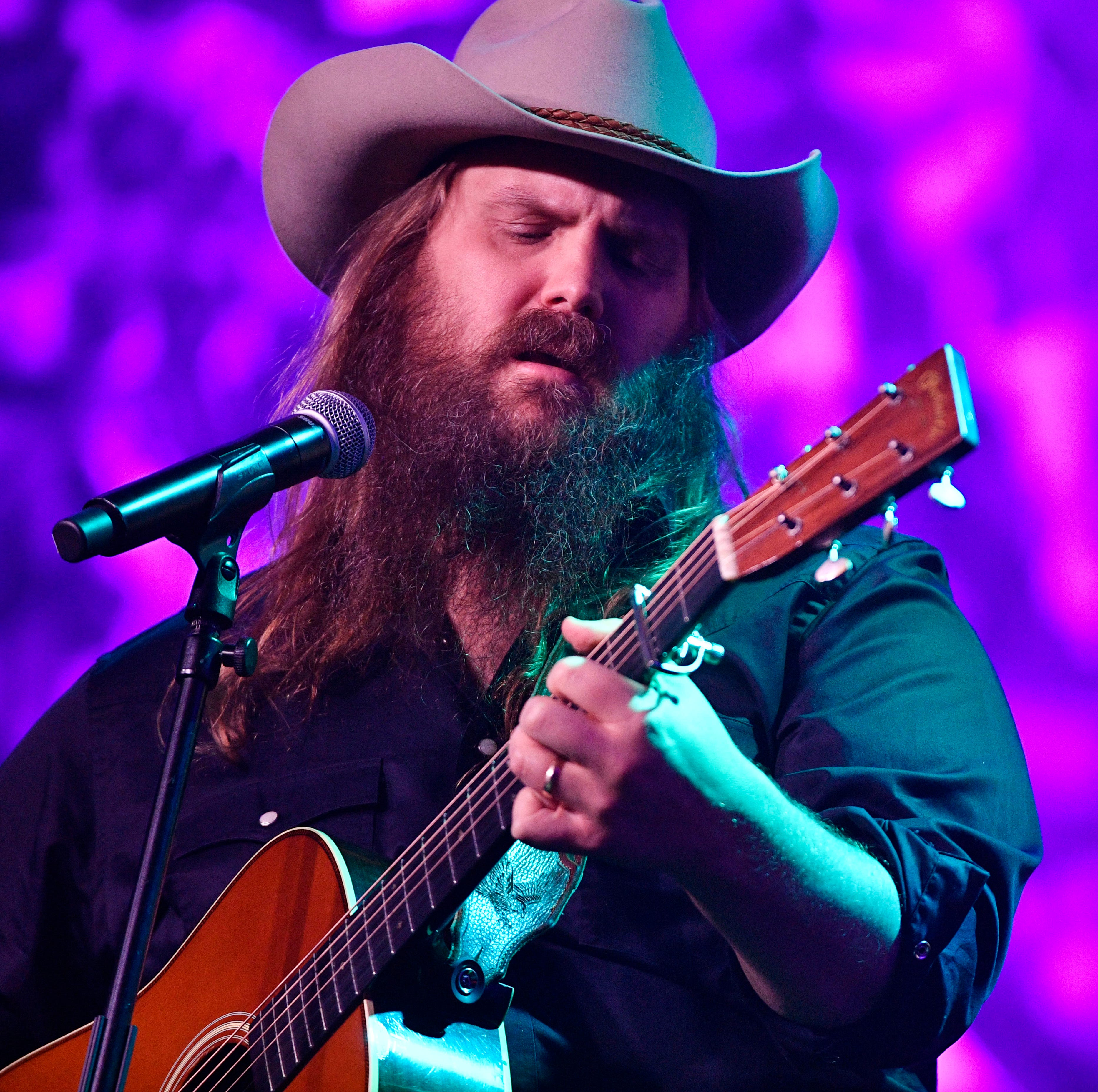 Country star Chris Stapleton announces FedExForum date for his 'All American Road Show'