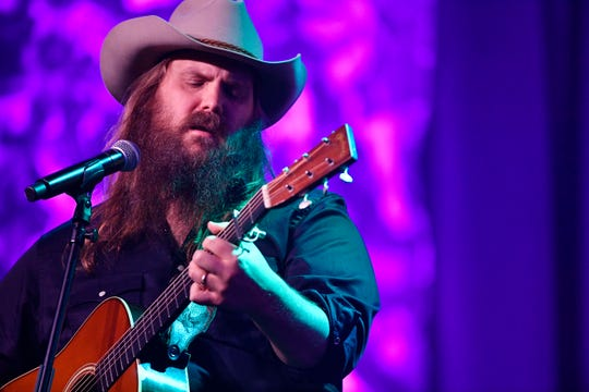Chris Stapleton plays FedExForum in October.