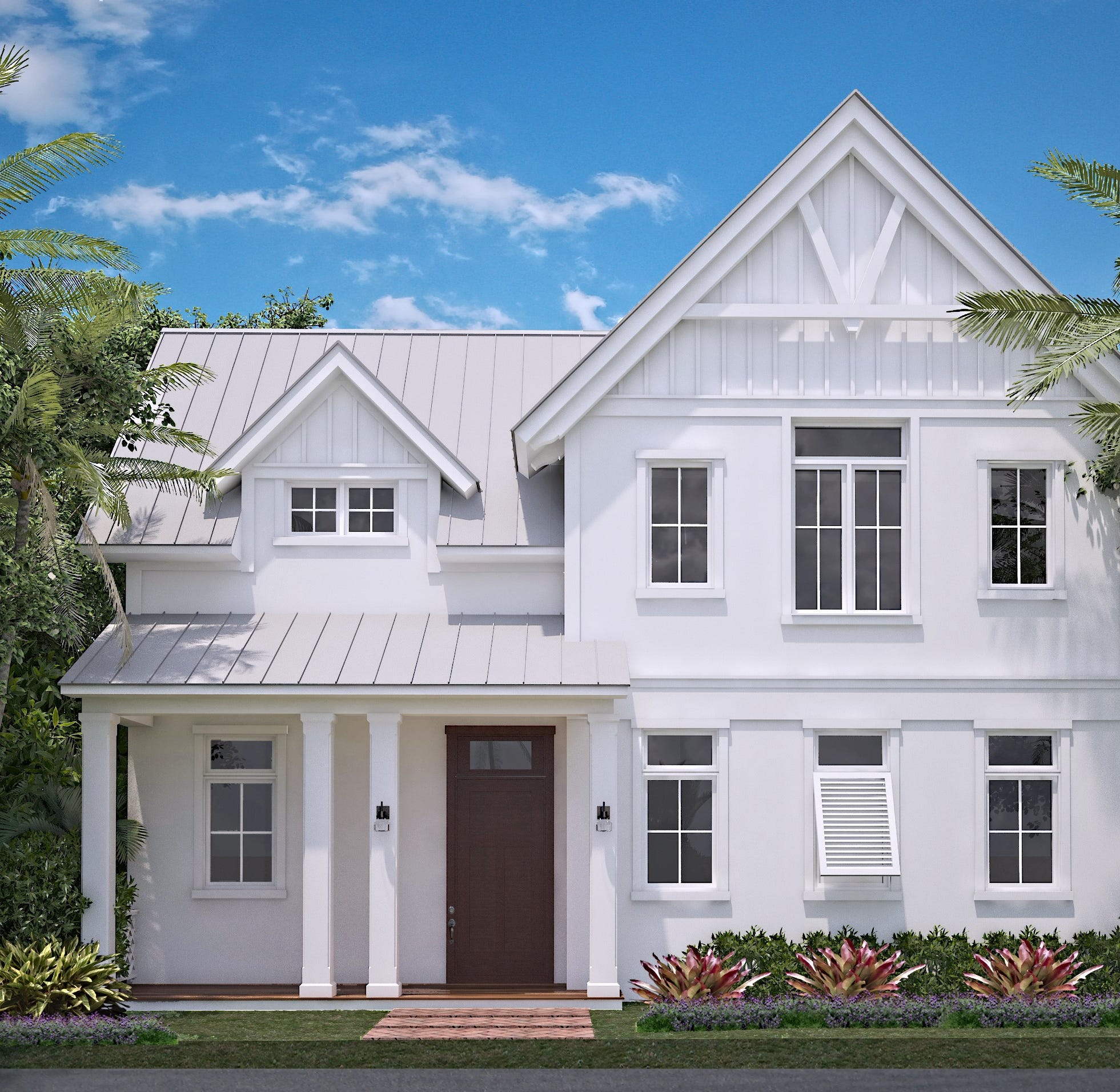 Clive Daniel Home chosen for Coquina model at Mangrove Bay