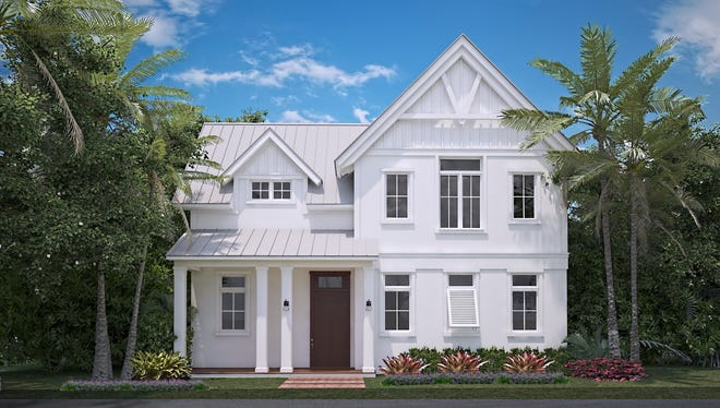 Clive Daniel Home will provide furnishings for the Coquina model in The Cottages at Mangrove Bay in downtown Naples.