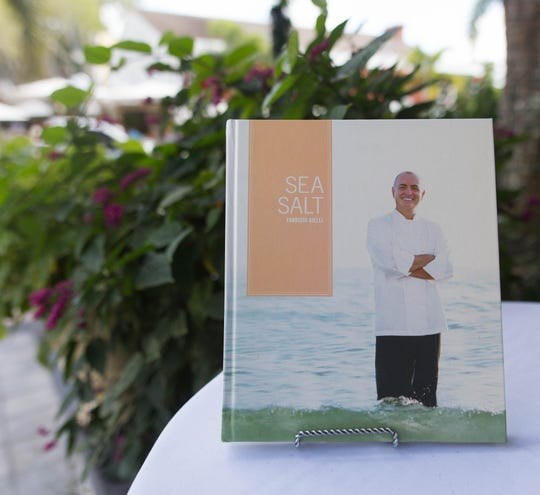 Purchase a cookbook from Naples chef Fabrizio Aielli as a Christmas gift for the foodies in your life.