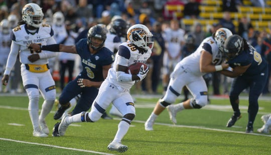 South Fort Myers' Antwan Dixon isn't where he expects, but after two years off due to a rare blood disease, he's given Kent State a boost with his return.