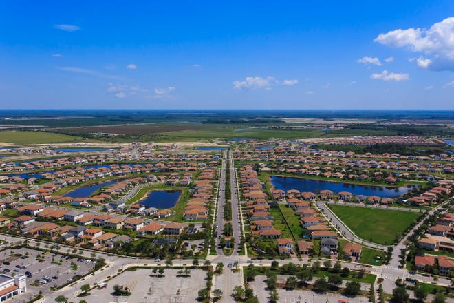 Ave Maria was named the top-selling community in Lee and Collier counties for third quarter 2018.