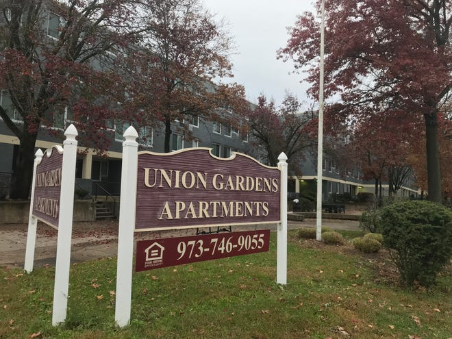 A woman was stabbed to death at Union Gardens Apartments in Montclair Nov. 12, 2018.