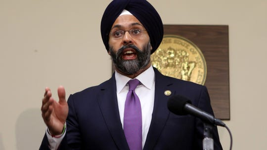 VIDEO THUMBNAIL ONLY-------------------------------------New Jersey Attorney General, Gurbir S. Grewal, announced that the state filed a lawsuit against Janssen Pharmaceuticals inc. Tuesday morning.  The state alleges that Janssen deceived consumers about the dangers of two of their opioids which have high potential for abuse. Tuesday, November 1, 2018