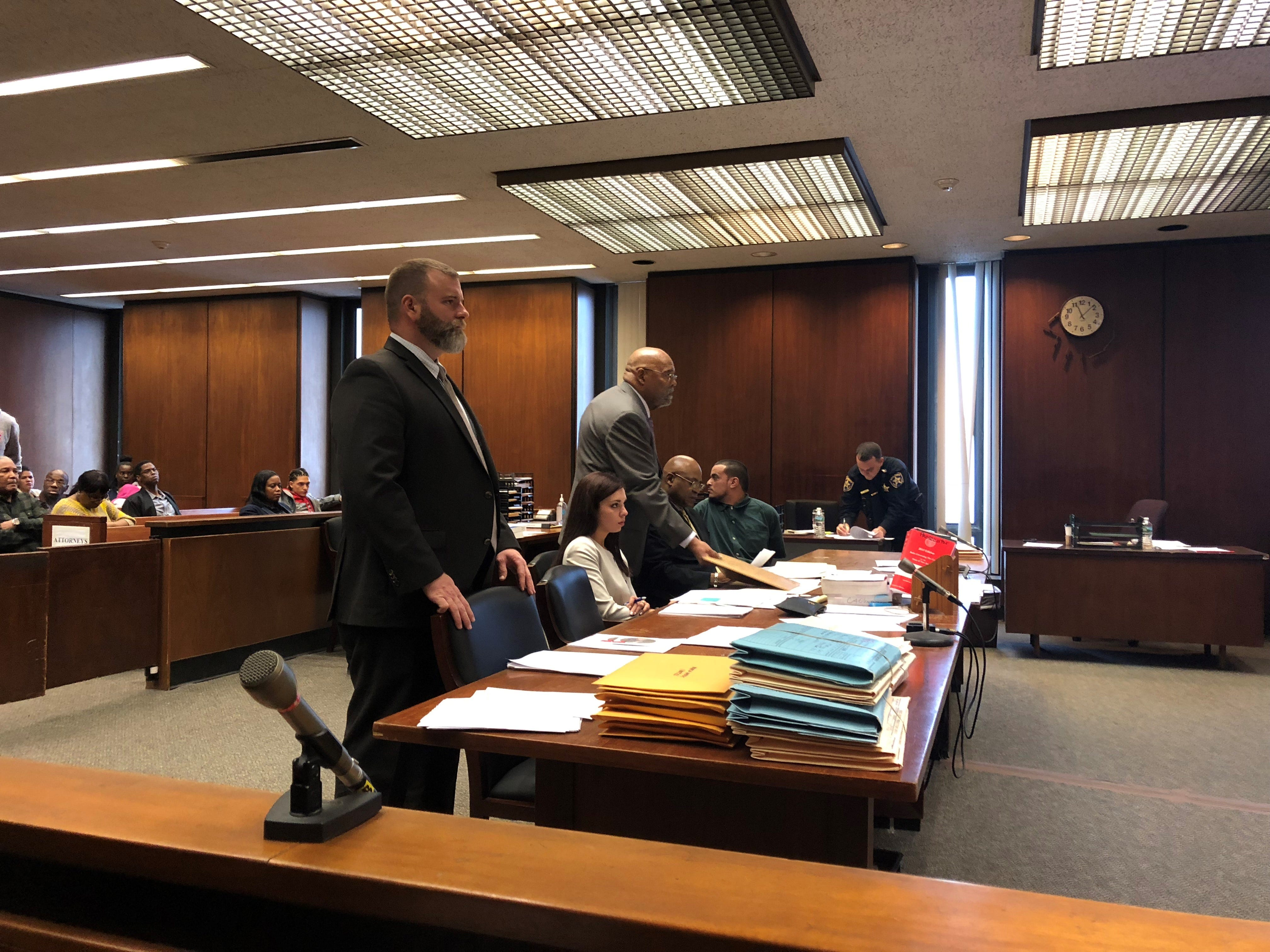 Detention hearing for Montclair murder suspect moved to Friday